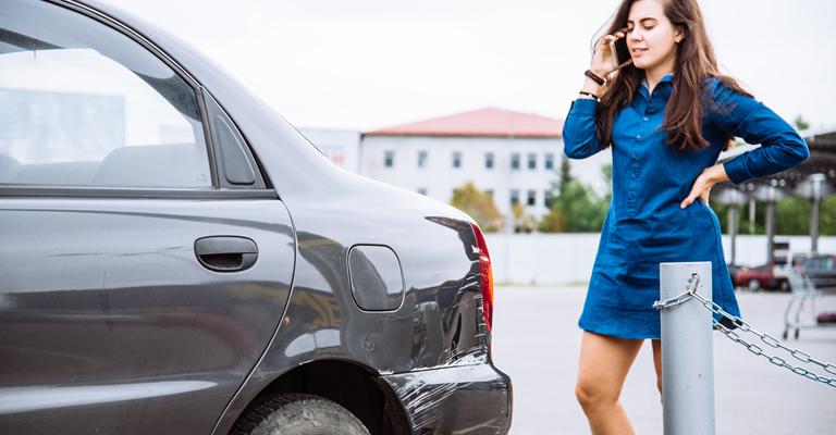 Accidentes de Estacionamientos Inseguros